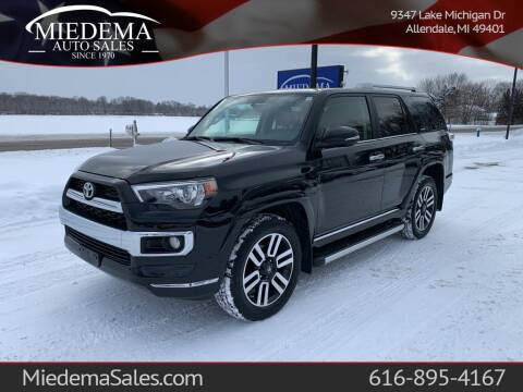 2016 Toyota 4Runner for sale at Miedema Auto Sales in Allendale MI