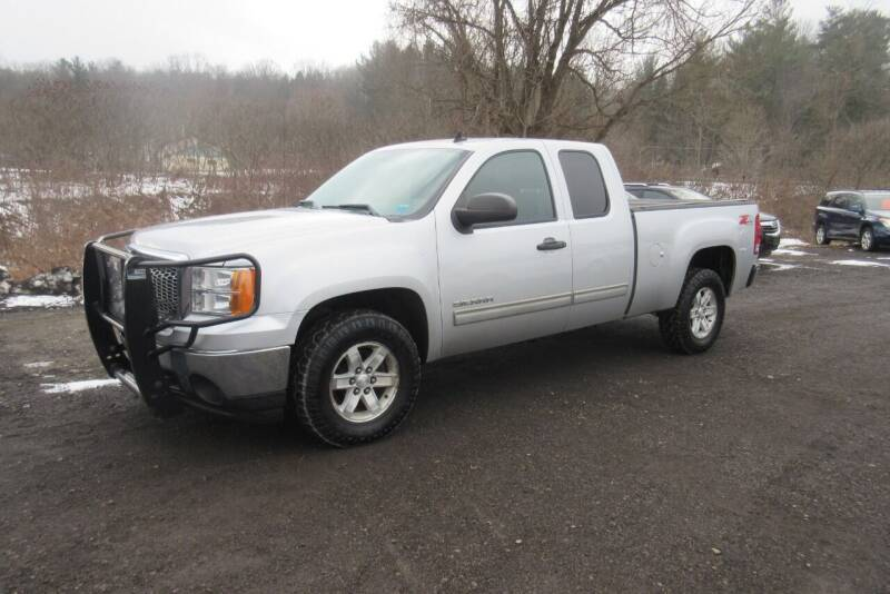 2012 GMC Sierra 1500 for sale at Clearwater Motor Car in Jamestown NY