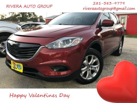 2014 Mazda CX-9 for sale at Rivera Auto Group in Spring TX
