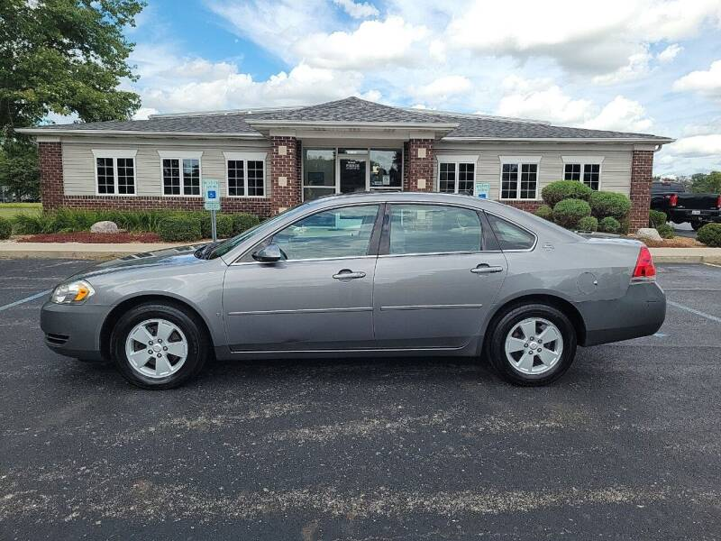 2006 Chevrolet Impala for sale at Pierce Automotive, Inc. in Antwerp OH