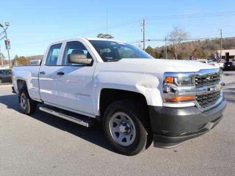 2016 Chevrolet Silverado 1500 for sale at Viles Automotive in Knoxville TN