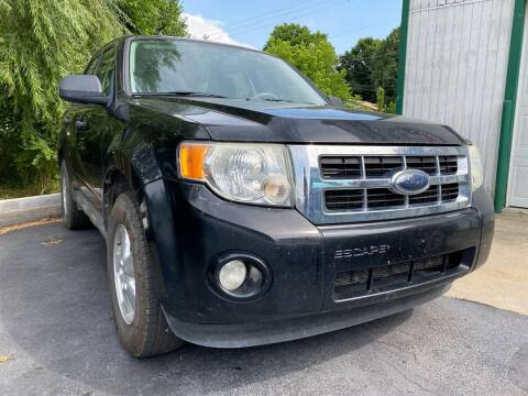 2009 Ford Escape for sale at Auto Exchange in The Plains OH