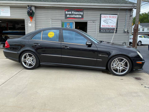 2006 Mercedes-Benz E-Class for sale at Grey Horse Motors in Hamilton OH