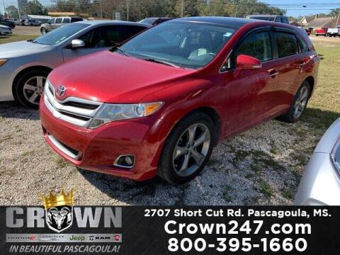 2015 Toyota Venza for sale at CROWN  DODGE CHRYSLER JEEP RAM FIAT in Pascagoula MS