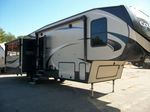 2018 Keystone Cougar 344MKS for sale at Olde Bay RV in Rochester NH