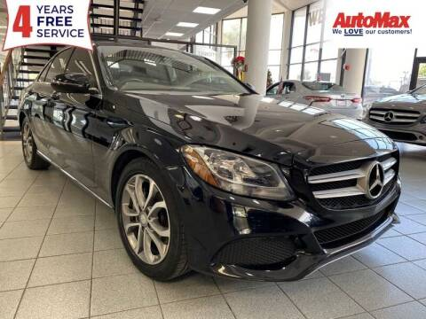 2017 Mercedes-Benz C-Class for sale at Auto Max in Hollywood FL