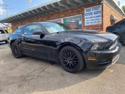 2014 Ford Mustang for sale at PARKWAY AUTO SALES OF BRISTOL - Roan Street Motors in Johnson City TN