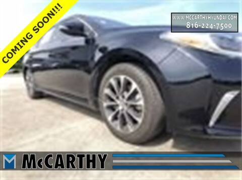 2018 Toyota Avalon for sale at Mr. KC Cars - McCarthy Hyundai in Blue Springs MO