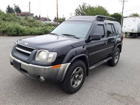2003 Nissan Xterra for sale at South Tacoma Motors Inc in Tacoma WA