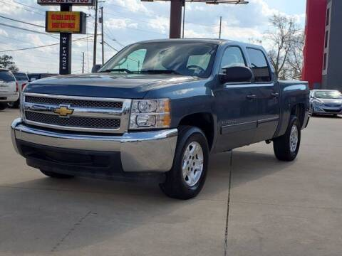 2012 Chevrolet Silverado 1500 for sale at Best Auto Sales LLC in Auburn AL