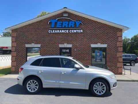 2013 Audi Q5 for sale at Terry Clearance Center in Lynchburg VA