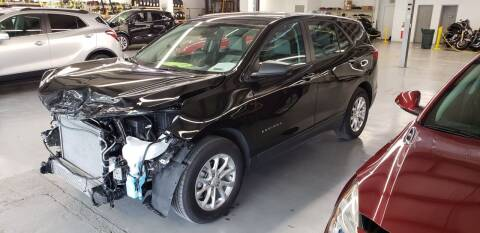 2020 Chevrolet Equinox for sale at Adams Enterprises in Knightstown IN