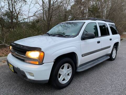 2003 Chevrolet TrailBlazer for sale at Coastal Auto Sports in Chesapeake VA