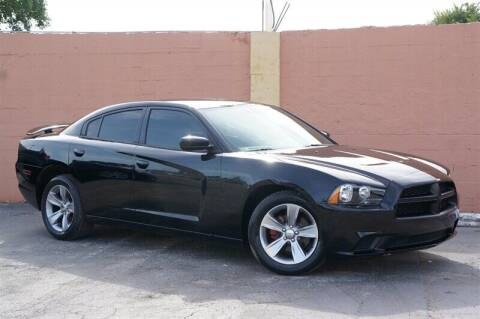2014 Dodge Charger for sale at Concept Auto Inc in Miami FL