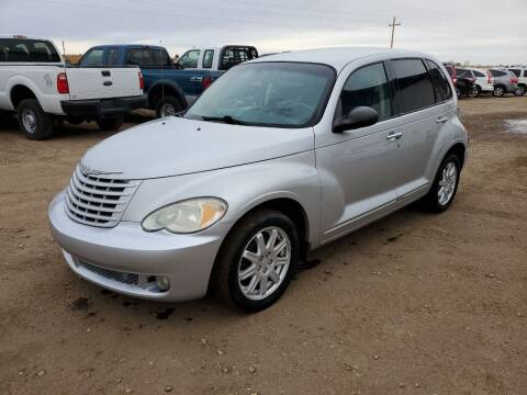 2008 Chrysler PT Cruiser for sale at HORSEPOWER AUTO BROKERS in Fort Collins CO