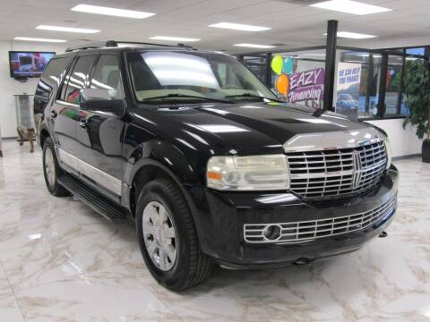 2007 Lincoln Navigator for sale at Dealer One Auto Credit in Oklahoma City OK