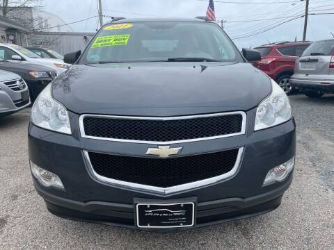 2011 Chevrolet Traverse for sale at Cape Cod Cars & Trucks in Hyannis MA
