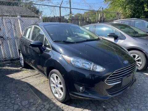 2019 Ford Fiesta for sale at SOUTHFIELD QUALITY CARS in Detroit MI