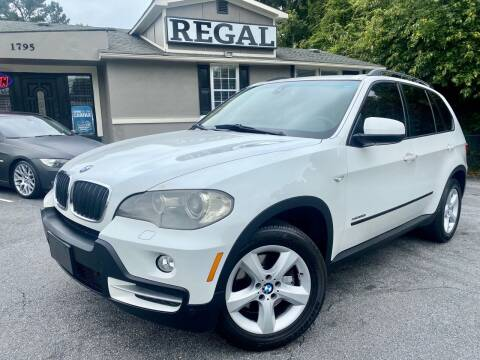 2009 BMW X5 for sale at Regal Auto Sales in Marietta GA