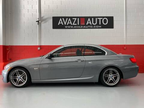 2013 BMW 3 Series for sale at AVAZI AUTO GROUP LLC in Gaithersburg MD