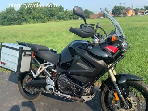 2012 Yamaha SUPER TENERE for sale at INTEGRITY CYCLES LLC in Columbus OH