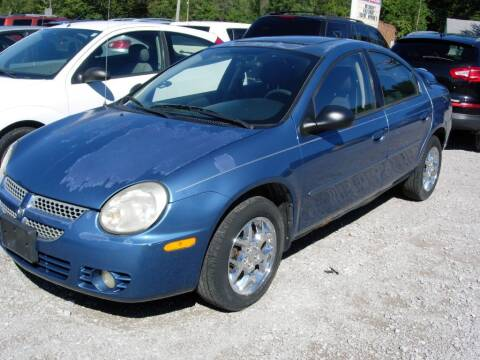 2003 Dodge Neon for sale at Greg Vallett Auto Sales in Steeleville IL