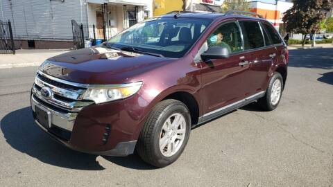 2011 Ford Edge for sale at JOANKA AUTO SALES in Newark NJ