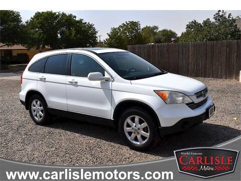 2007 Honda CR-V for sale at Carlisle Motors in Lubbock TX