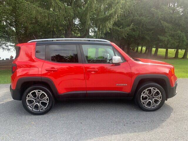 2015 Jeep Renegade for sale at Imperial Auto Group, Inc. in Leesport PA