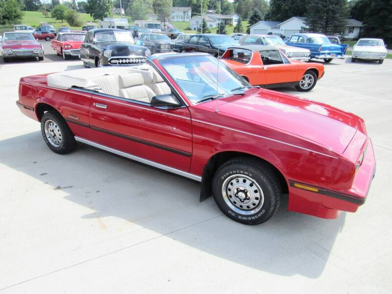 1984 Chevrolet Cavalier for sale at Whitmore Motors in Ashland OH