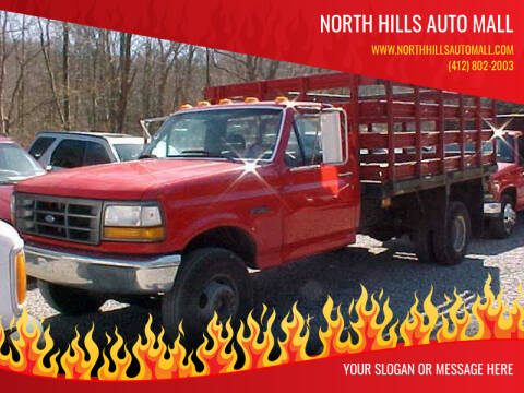 1996 Ford F-450 for sale at North Hills Auto Mall in Pittsburgh PA