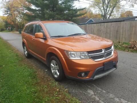 2011 Dodge Journey for sale at REM Motors in Columbus OH