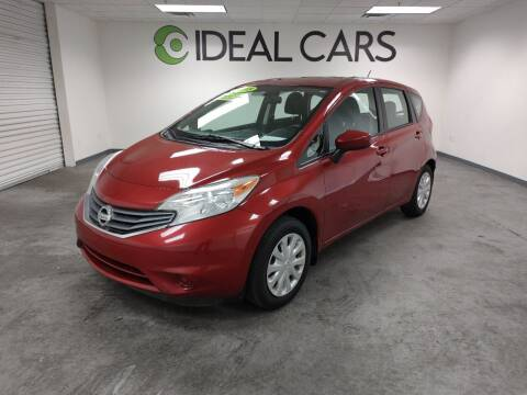 2015 Nissan Versa Note for sale at Ideal Cars Broadway in Mesa AZ