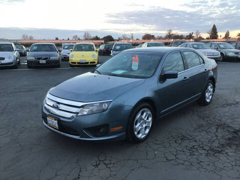 2011 Ford Fusion for sale at My Three Sons Auto Sales in Sacramento CA