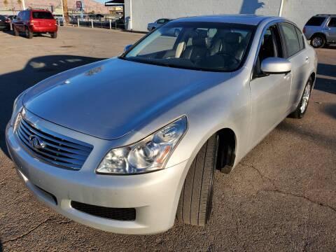 2008 Infiniti G35 for sale at TJ Motors in Las Vegas NV