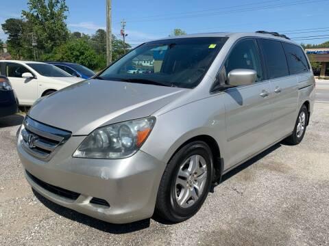 2005 Honda Odyssey for sale at ATLANTA AUTO WAY in Duluth GA
