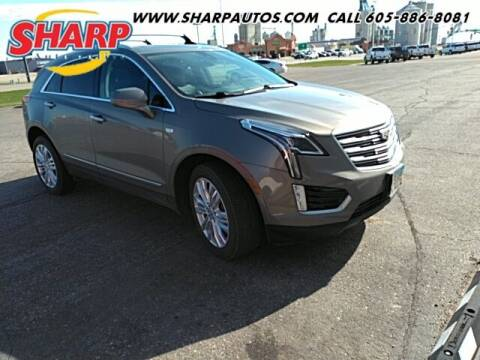 2018 Cadillac XT5 for sale at Sharp Automotive in Watertown SD