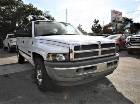 1998 Dodge Ram Pickup 2500 for sale at Grant Car Concepts in Orlando FL