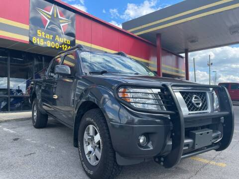 2013 Nissan Frontier for sale at Star Auto Inc. in Murfreesboro TN