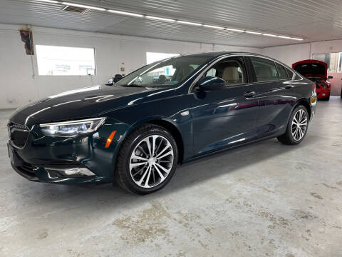 2018 Buick Regal Sportback for sale at Stakes Auto Sales in Fayetteville PA