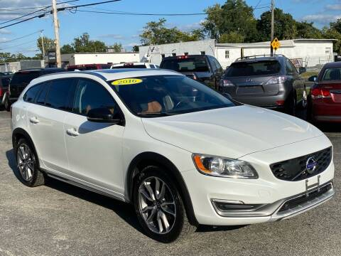 2016 Volvo V60 Cross Country for sale at MetroWest Auto Sales in Worcester MA