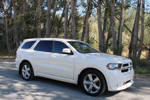 2012 Dodge Durango for sale at Northwest Premier Auto Sales in West Richland WA