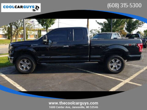 2015 Ford F-150 for sale at Cool Car Guys in Janesville WI