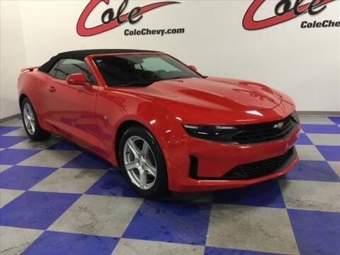 2019 Chevrolet Camaro for sale at Cole Chevy Pre-Owned in Bluefield WV