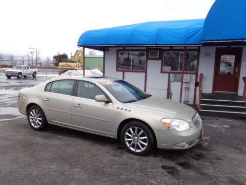 2007 Buick Lucerne for sale at Jim's Cars by Priced-Rite Auto Sales in Missoula MT