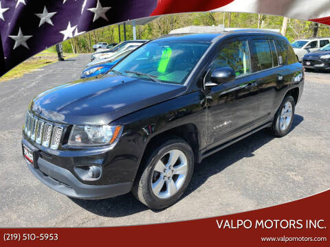 2014 Jeep Compass for sale at Valpo Motors Inc. in Valparaiso IN