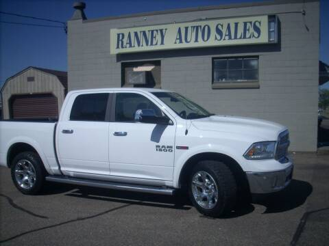 2017 RAM Ram Pickup 1500 for sale at Ranney's Auto Sales in Eau Claire WI