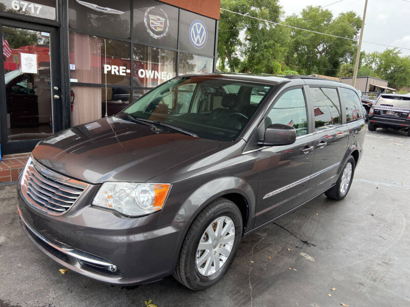2015 Chrysler Town and Country for sale at Kings Auto Group in Tampa FL
