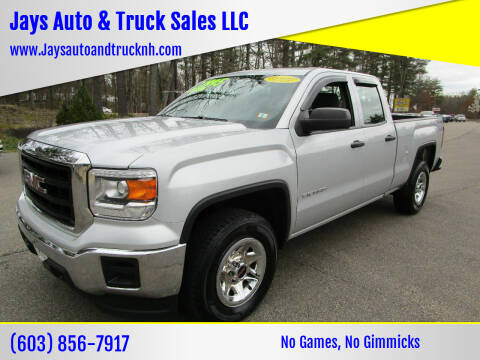 2015 GMC Sierra 1500 for sale at Jays Auto & Truck Sales LLC in Loudon NH