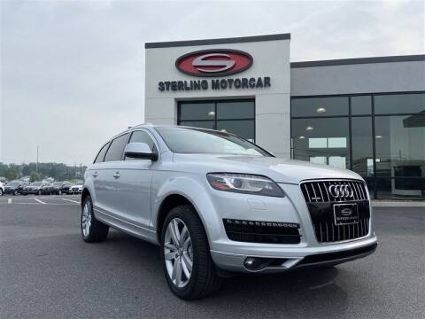 2011 Audi Q7 for sale at Sterling Motorcar in Ephrata PA